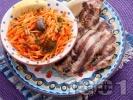 Рецепта Пилешка пържола от бут на скара